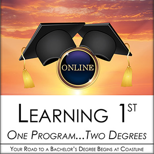 learning first logo